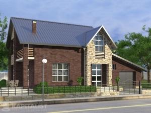 Готовые проекты частных загородных домов купить - Амстердам
