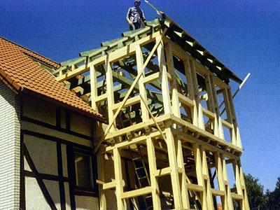 Фахверковая технология строительства загородных домов